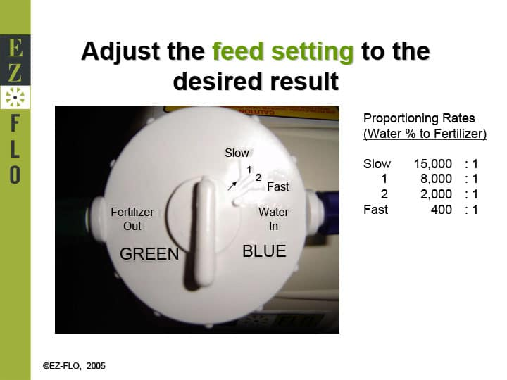 Microsoft PowerPoint - Refilling Your EZ-FLO System