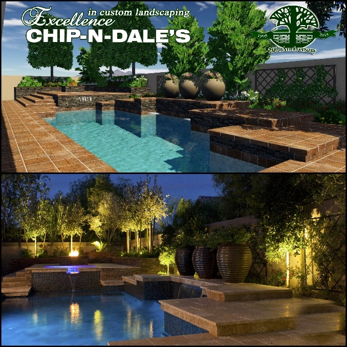 Our Efficient Landscaping Design Process Chip N Dale S Landscaping